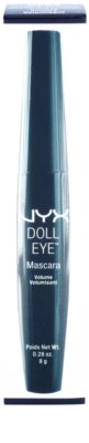 NYX Professional Makeup Doll Eye Mascara für Volumen 3