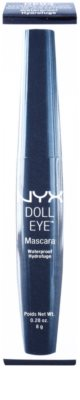 NYX Professional Makeup Doll Eye водостійка туш для вій 3