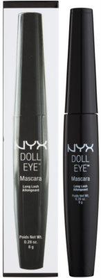 NYX Professional Makeup Doll Eye máscara para alargar las pestañas 2
