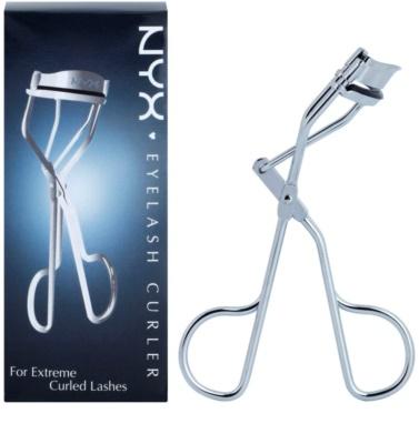 NYX Professional Makeup Eyelash Curler Wimpernzange 1