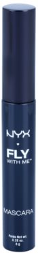 NYX Professional Makeup Fly With Me máscara de alongamento e para dar volume 1