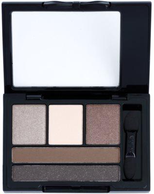 NYX Professional Makeup Love in Florence paleta farduri de ochi cu aplicator