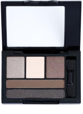 NYX Professional Makeup Love in Florence paleta senčil za oči z aplikatorjem