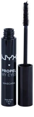 NYX Professional Makeup Propel My Eyes maskara za volumen in goste trepalnice