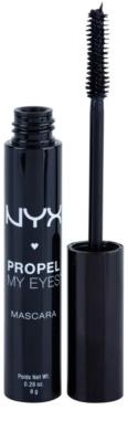 NYX Professional Makeup Propel My Eyes řasenka pro objem a zahuštění řas