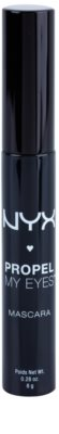 NYX Professional Makeup Propel My Eyes maskara za volumen in goste trepalnice 1