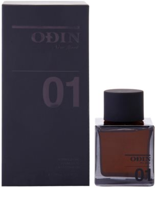 Odin Black Line 01 Sunda Eau De Parfum unisex