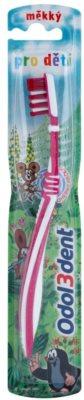 Odol 3dent Zahnbürste für Kinder weich