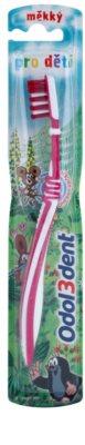 Odol 3dent дитяча зубна щітка м'яка