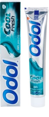 Odol Cool Fresh gel dentífrico  para hálito fresco 1
