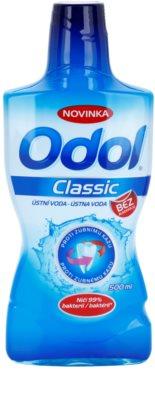 Odol Classic apa de gura impotriva cariilor dentare