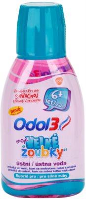 Odol 3  My Big Teeth elixir bocal para crianças