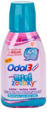 Odol 3  My Big Teeth рідина для полоскання  рота для дітей