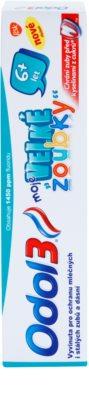 Odol 3  My Big Teeth Zahnpasta für Kinder 2