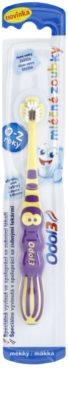 Odol 3  Milk Teeth zubní kartáček pro děti soft