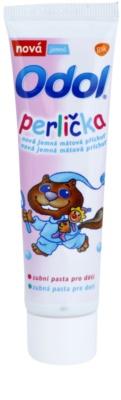 Odol Perlička нежна паста за зъби за деца от раждането им