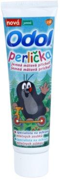 Odol Perlička нежна паста за зъби за деца