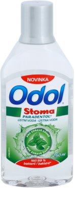 Odol Stoma Paradentol вода за уста за здрави зъби и венци