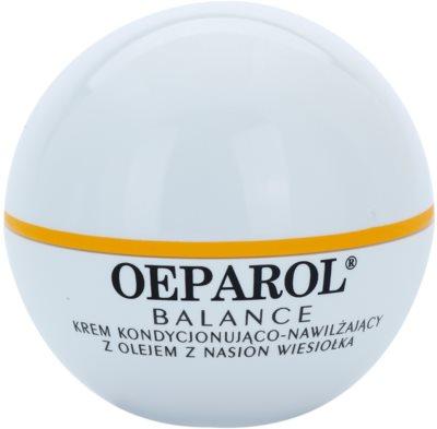 Oeparol Balance crema hidratanta efect regenerator