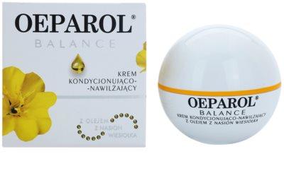 Oeparol Balance зволожуючий крем з відновлюючим ефектом 1