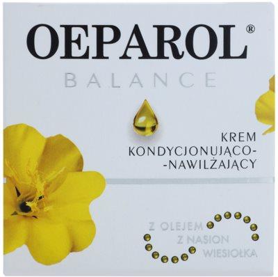 Oeparol Balance зволожуючий крем з відновлюючим ефектом 2