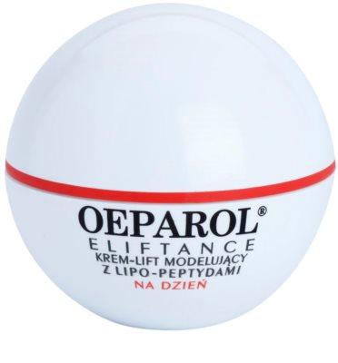 Oeparol Eliftance денний крем-ліфтінг з ліпопептидами для нормальної та змішаної шкіри