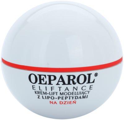 Oeparol Eliftance lifting dnevna krema z lipopeptidi za suho kožo