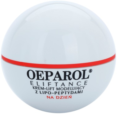 Oeparol Eliftance Lifting-Tagescreme mit Lipopeptiden für trockene Haut