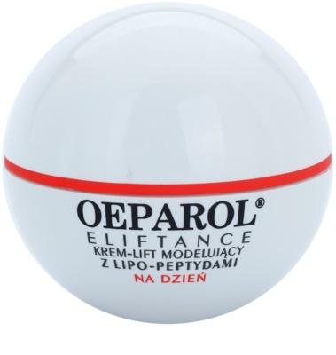 Oeparol Eliftance денний крем-ліфтінг з ліпопептидами для сухої шкіри