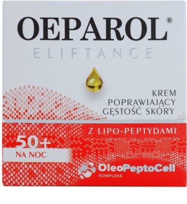 Oeparol Eliftance regenerační krém obnovující hutnost pleti s lipo-peptidy 2