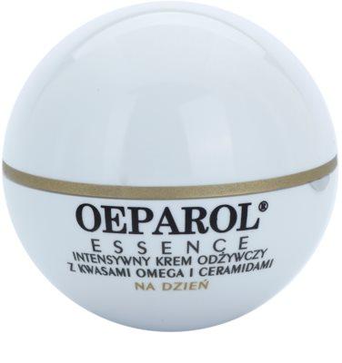 Oeparol Essence denný výživný krém s omega kyselinami a ceramidmi pre suchú až veľmi suchú pleť