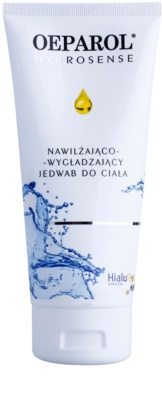 Oeparol Hydrosense bálsamo corporal hidratante y alisante con seda