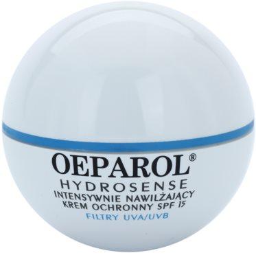 Oeparol Hydrosense intensive, hydratisierende Creme SPF 15