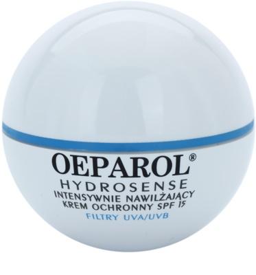 Oeparol Hydrosense intenzív hidratáló krém SPF 15