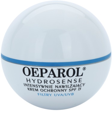 Oeparol Hydrosense интензивен хидратиращ гел SPF 15