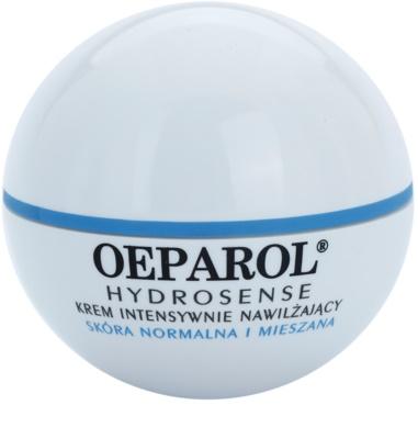 Oeparol Hydrosense intensive, hydratisierende Creme für normale Haut und Mischhaut