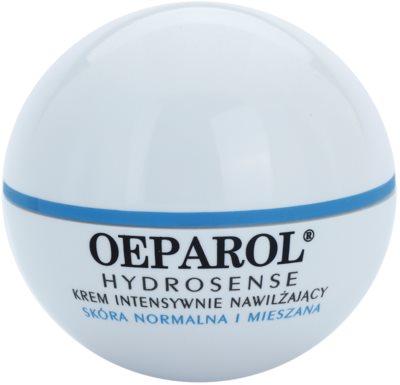 Oeparol Hydrosense intenzív hidratáló krém normál és kombinált bőrre