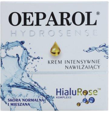 Oeparol Hydrosense intensive, hydratisierende Creme für normale Haut und Mischhaut 2