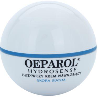 Oeparol Hydrosense crema hidratante y nutritiva para pieles secas