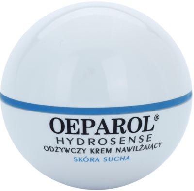 Oeparol Hydrosense подхранващ и хидратиращ крем за суха кожа