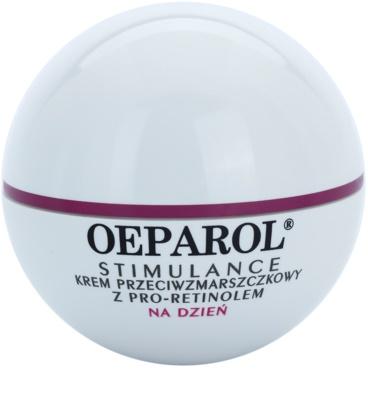 Oeparol Stimulance dnevna krema proti gubam s pro-retinolom za suho kožo