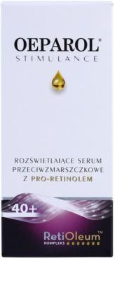 Oeparol Stimulance sérum iluminador e antirrugas com Pró- Retinol para todos os tipos de pele 2
