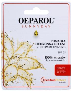 Oeparol Sunnyday balsam de buze protector SPF 25