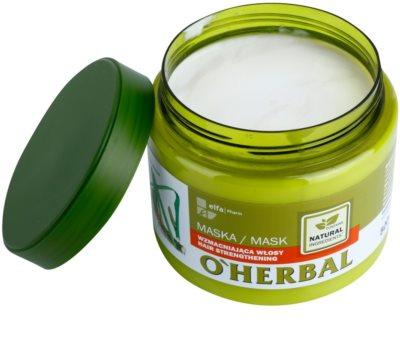 O'Herbal Acorus Calamus mascarilla fortalecedora para cabello fino 1