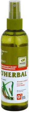 O'Herbal Acorus Calamus spray fortificante para cabello debilitado