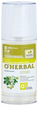 O'Herbal Humulus Lupulus fluid do włosów nieposłusznych i puszących się