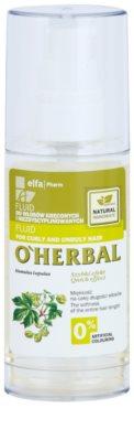 O'Herbal Humulus Lupulus Fluid für unnachgiebige und strapaziertes Haar