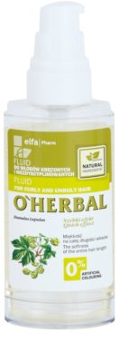 O'Herbal Humulus Lupulus fluid za neobvladljive lase 1