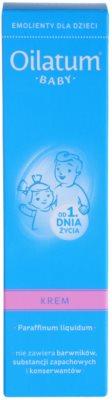Oilatum Baby Körpercreme für trockene und juckende Haut 3