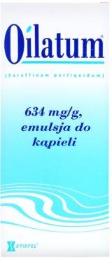 Oilatum Bath Care fürdő emulzió száraz és viszkető bőrre 3
